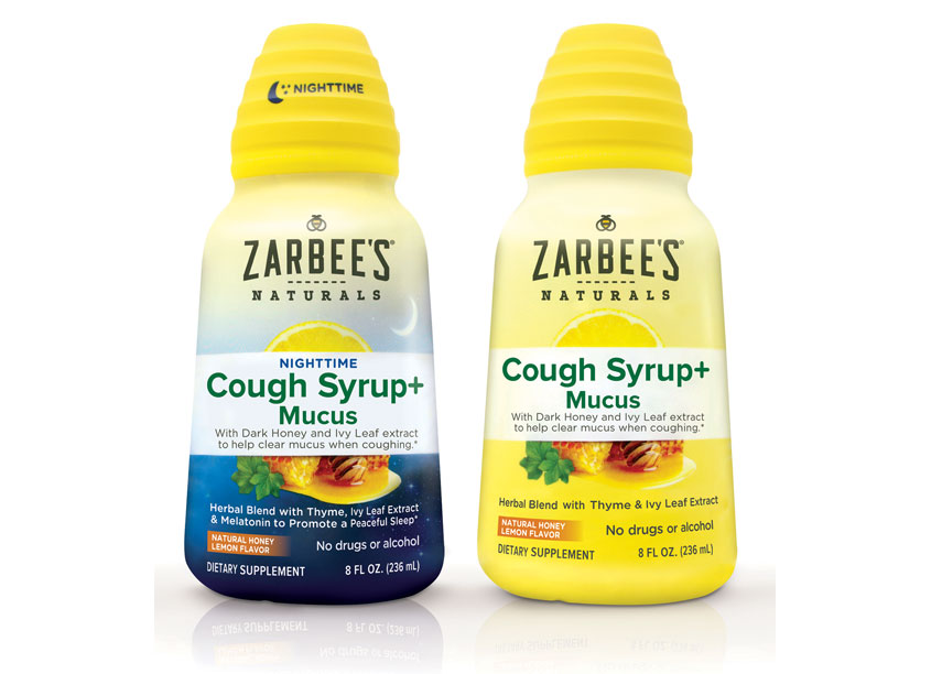 Zarbee's Naturals Natural Honey Cough Syrup