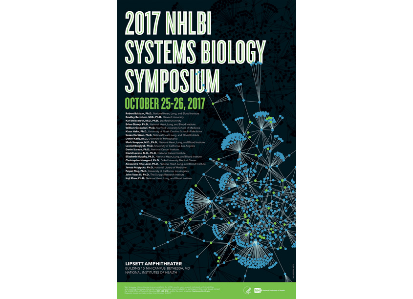 NIH Medical Arts Branch NHLBI Systems Biology Symposium