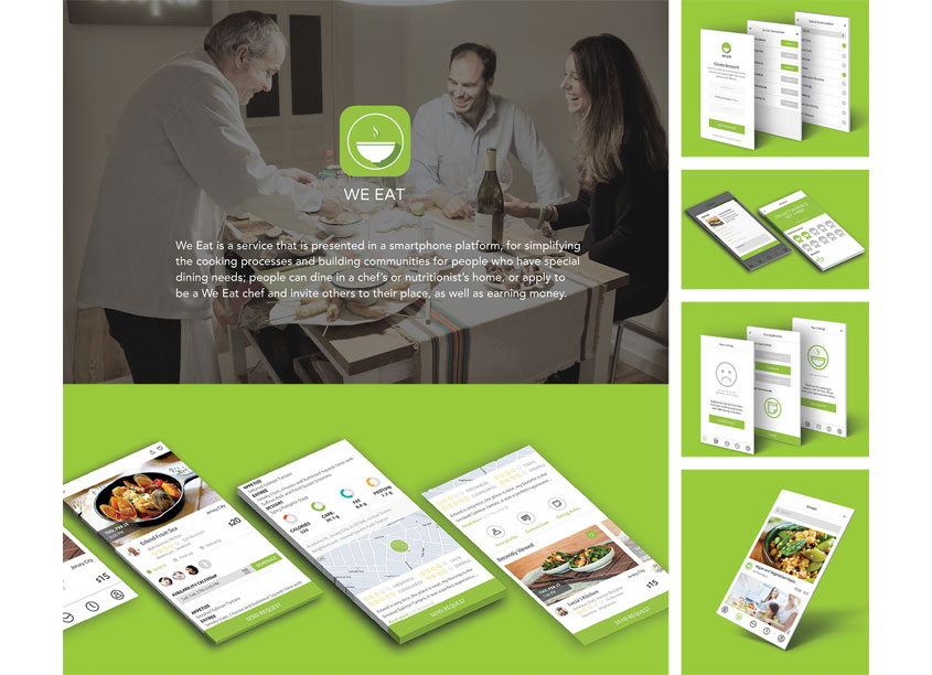 Xue Xia WE EAT: Designing For Healthy Eating Habits Project