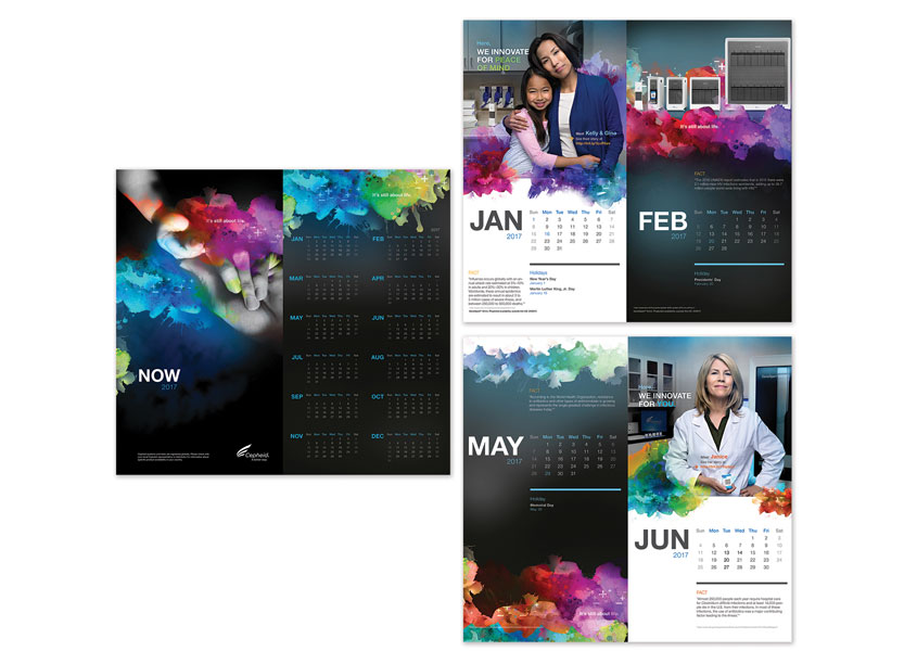 Cepheid, Inc. 2017 Calendar