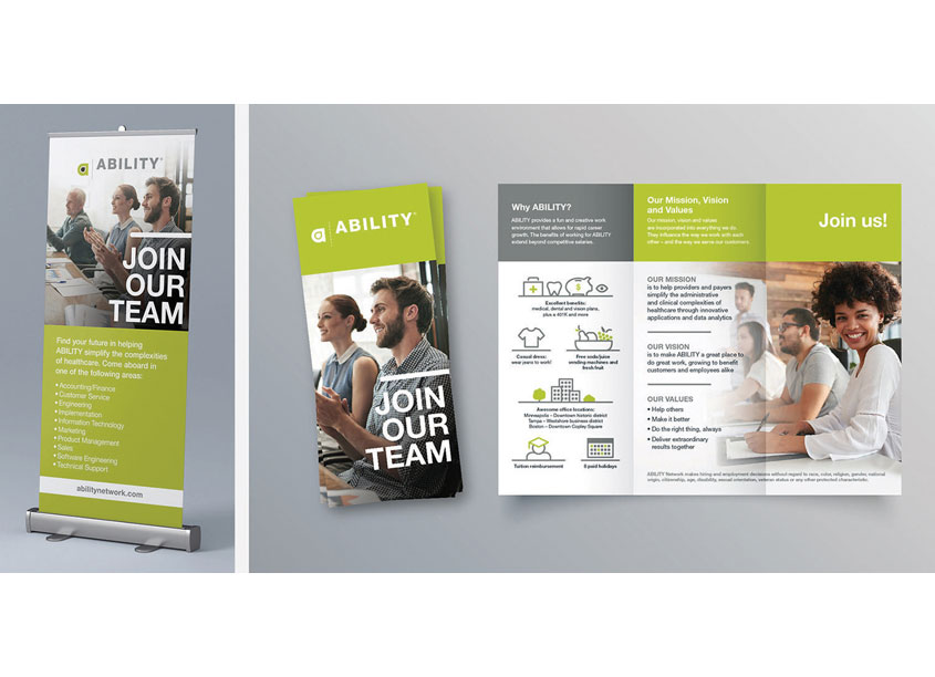 ABILITY Network Recruiting Materials
