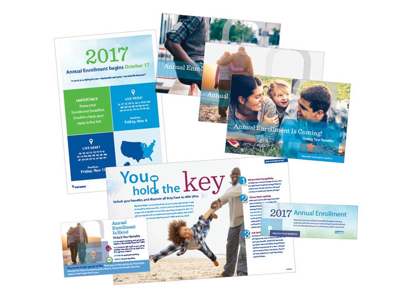 Alight Solutions 2017 Annual Enrollment Campaign