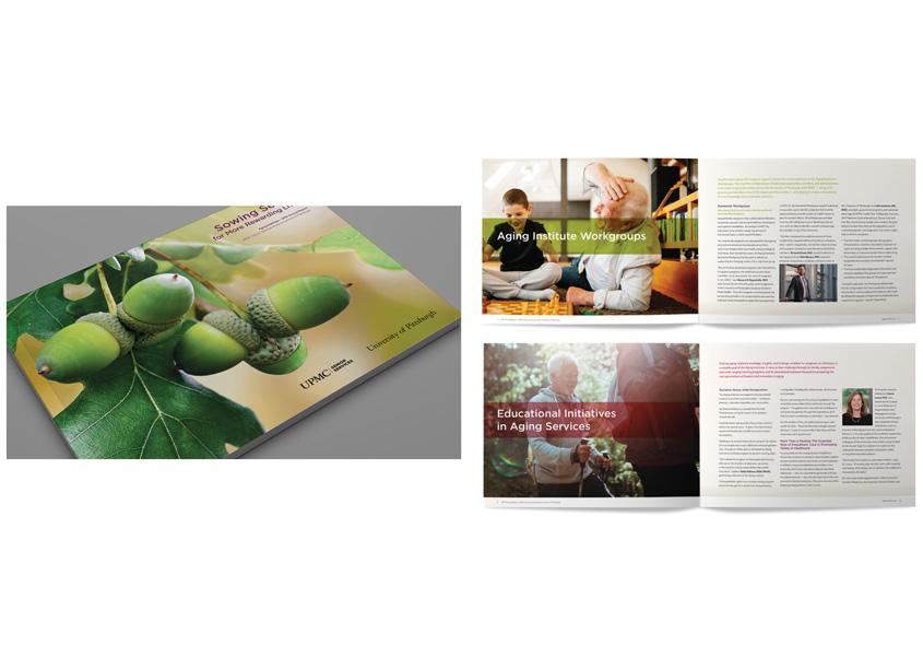 Garrison Hughes Inc. UPMC Aging Institute Annual Report