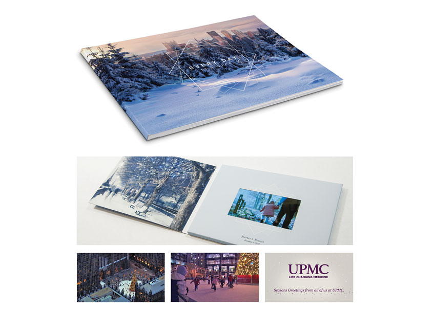 Garrison Hughes Inc. UPMC Video Holiday Card