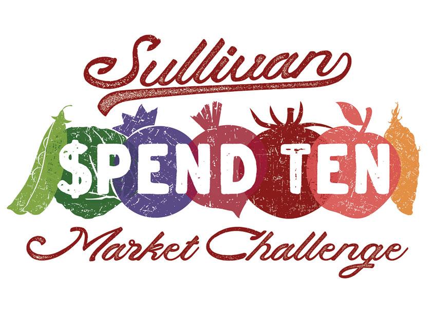 Centermost Marketing Spend Ten Campaign Logo