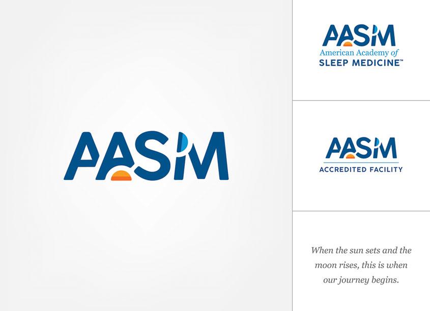 American Academy of Sleep Medicine American Academy of Sleep Medicine Branding