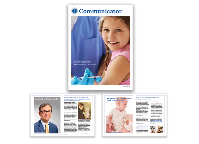 NJ Designs Communicator Bi-Monthly Publication