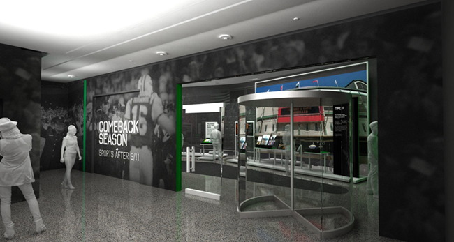 1. COMEBACK SEASON EXHIBIT RENDERING_ENTRANCE