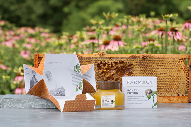 HONEY POTION - WITH UNFOLDED PACKAGING