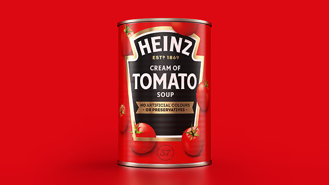 03. JONES KNOWLES RITCHIE INTRODUCES FIRST-EVER GLOBAL MASTERBRAND FOR HEINZ