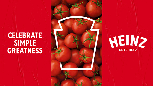 13. JONES KNOWLES RITCHIE INTRODUCES FIRST-EVER GLOBAL MASTERBRAND FOR HEINZ