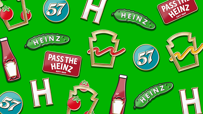 14. JONES KNOWLES RITCHIE INTRODUCES FIRST-EVER GLOBAL MASTERBRAND FOR HEINZ
