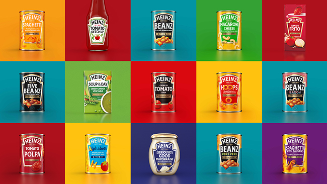 16. JONES KNOWLES RITCHIE INTRODUCES FIRST-EVER GLOBAL MASTERBRAND FOR HEINZ