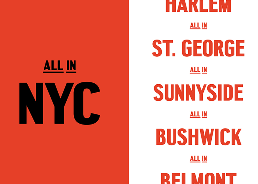 ALL IN NYC FEATURE