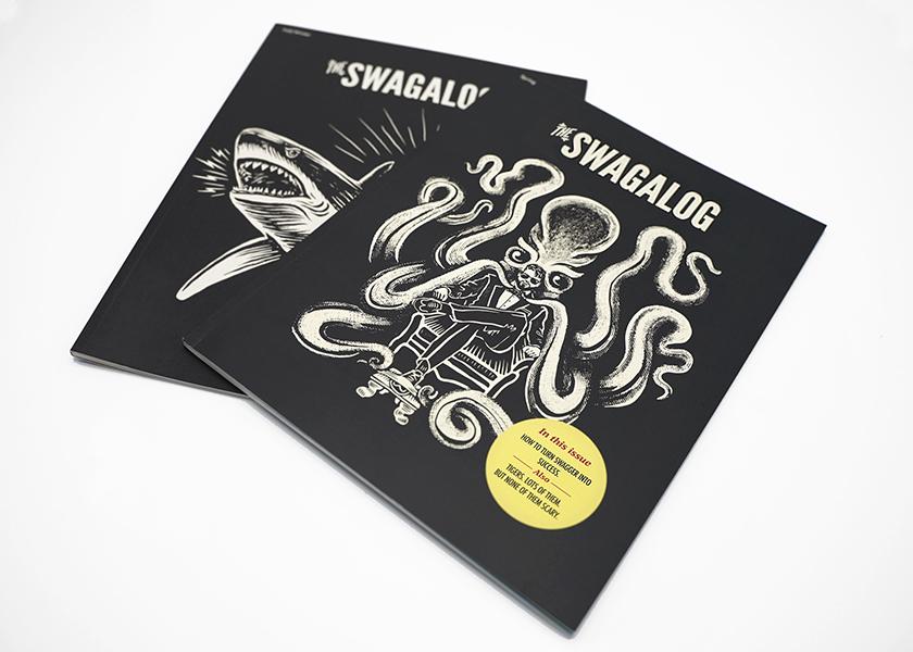 Familiar Creatures Reimagines College Lookbook – Graphic Design USA